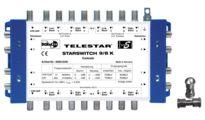 STARSWITCH 9/8 K inkl. F-Schnellverbindern
